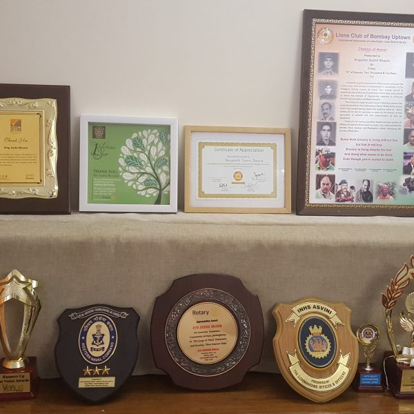 Honours and awards Collage
